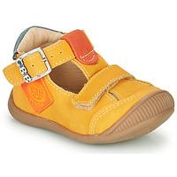 kengät Pojat Korkeavartiset tennarit GBB BOLINA Orange