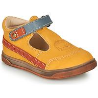 kengät Pojat Sandaalit ja avokkaat GBB ANGOR Keltainen