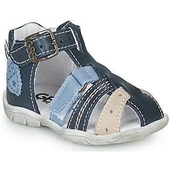 kengät Pojat Sandaalit ja avokkaat GBB BYZANTE Blue
