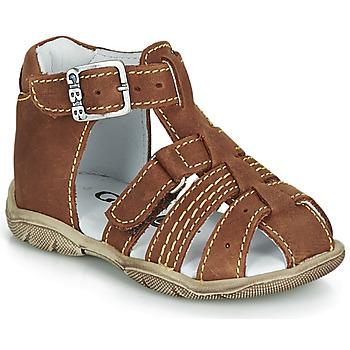 kengät Pojat Sandaalit ja avokkaat GBB ARIGO Brown