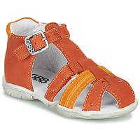 kengät Pojat Sandaalit ja avokkaat GBB ARIGO Oranssi