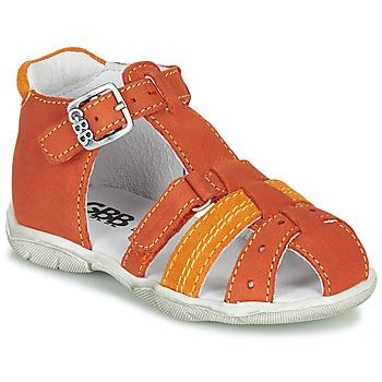 kengät Pojat Sandaalit ja avokkaat GBB ARIGO Orange