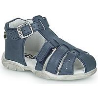 kengät Pojat Sandaalit ja avokkaat GBB ARIGO Sininen