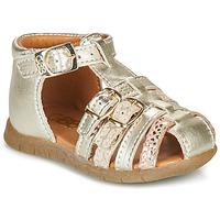 kengät Tytöt Sandaalit ja avokkaat GBB PERLE Kulta