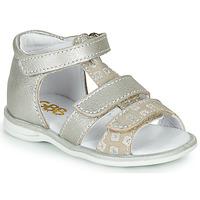kengät Tytöt Sandaalit ja avokkaat GBB NAVIZA Beige