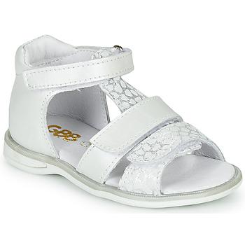 kengät Tytöt Sandaalit ja avokkaat GBB NAVIZA White