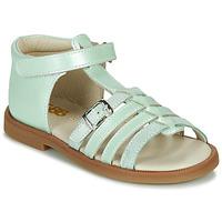 kengät Tytöt Sandaalit ja avokkaat GBB ANTIGA Vihreä