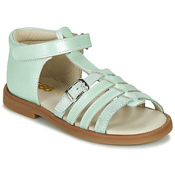 kengät Tytöt Sandaalit ja avokkaat GBB ANTIGA Green