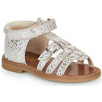 kengät Tytöt Sandaalit ja avokkaat GBB PHILIPPINE Vaaleanpunainen