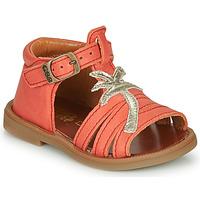 kengät Tytöt Sandaalit ja avokkaat GBB ARAGA Corail