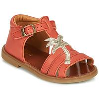 kengät Tytöt Sandaalit ja avokkaat GBB ARAGA Koralli