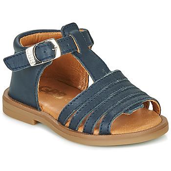 kengät Tytöt Sandaalit ja avokkaat GBB ATECA Sininen