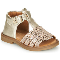 kengät Tytöt Sandaalit ja avokkaat GBB ATECA Kulta