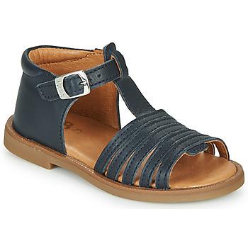 kengät Tytöt Sandaalit ja avokkaat GBB ATECA Laivastonsininen
