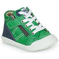 kengät Pojat Korkeavartiset tennarit GBB ANATOLE Green