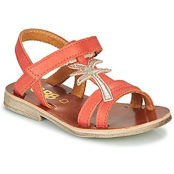 kengät Tytöt Sandaalit ja avokkaat GBB SAPELA Koralli