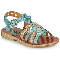 kengät Tytöt Sandaalit ja avokkaat GBB FANNI Blue