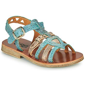 kengät Tytöt Sandaalit ja avokkaat GBB FANNI Sininen