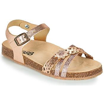 kengät Tytöt Sandaalit ja avokkaat GBB PANORA Kulta