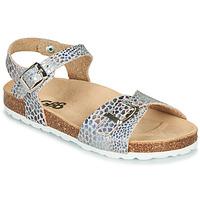 kengät Tytöt Sandaalit ja avokkaat GBB PIPPA Hopea