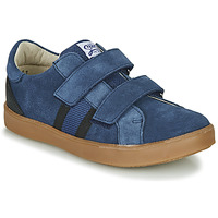 kengät Pojat Matalavartiset tennarit GBB AVEDON Blue