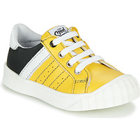 kengät Pojat Matalavartiset tennarit GBB LINNO Yellow
