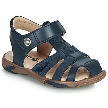 kengät Pojat Sandaalit ja avokkaat GBB LUCA Sininen