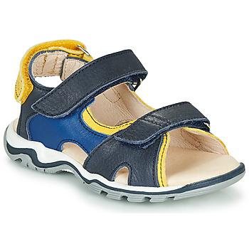 kengät Pojat Sandaalit ja avokkaat GBB DIMOU Blue