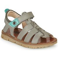 kengät Pojat Sandaalit ja avokkaat GBB PATHE Grey