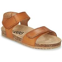 kengät Pojat Sandaalit ja avokkaat GBB KIPILO Ruskea