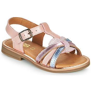 kengät Tytöt Sandaalit ja avokkaat GBB EGEA Pink