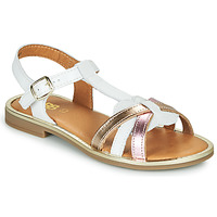 kengät Tytöt Sandaalit ja avokkaat GBB EGEA White