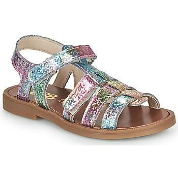 kengät Tytöt Sandaalit ja avokkaat GBB KATAGAMI Pink