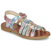 kengät Tytöt Sandaalit ja avokkaat GBB KATAGAMI Pink / Multicolour