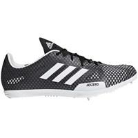 kengät Miehet Jalkapallokengät adidas Originals Adizero Valkoiset, Mustat