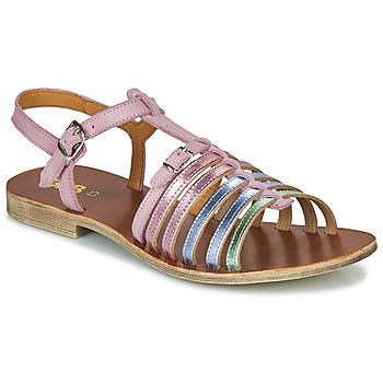 kengät Tytöt Sandaalit ja avokkaat GBB BANGKOK Vaaleanpunainen