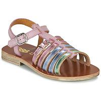 kengät Tytöt Sandaalit ja avokkaat GBB BANGKOK Pink