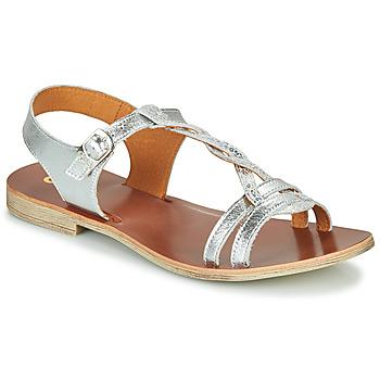 kengät Tytöt Sandaalit ja avokkaat GBB EUGENA Hopea