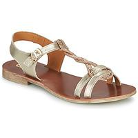 kengät Tytöt Sandaalit ja avokkaat GBB EUGENA Kulta
