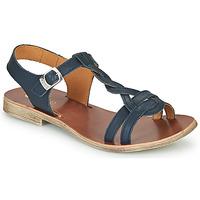 kengät Tytöt Sandaalit ja avokkaat GBB EUGENA Sininen