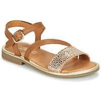 kengät Tytöt Sandaalit ja avokkaat GBB FANA Brown