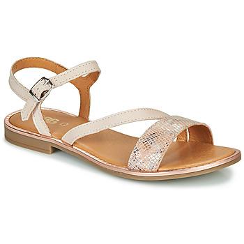 kengät Tytöt Sandaalit ja avokkaat GBB FANA Beige