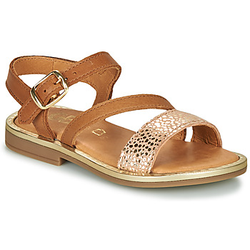 kengät Tytöt Sandaalit ja avokkaat GBB FANA Konjakki