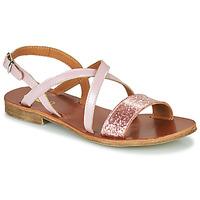 kengät Tytöt Sandaalit ja avokkaat GBB FAVOLA Pink