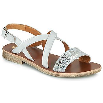 kengät Tytöt Sandaalit ja avokkaat GBB FAVOLA Valkoinen