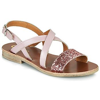 kengät Tytöt Sandaalit ja avokkaat GBB FAVOLA Vaaleanpunainen