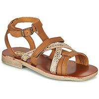 kengät Tytöt Sandaalit ja avokkaat GBB JULIA Brown