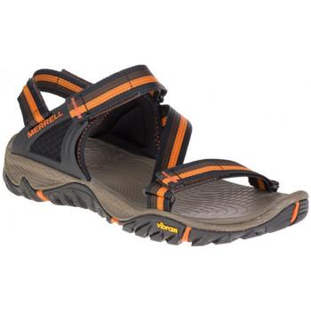 kengät Miehet Sandaalit ja avokkaat Merrell  Monivärinen
