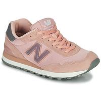 kengät Naiset Matalavartiset tennarit New Balance WL515GBP-B Pink