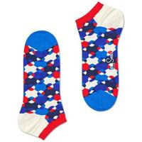 Asusteet / tarvikkeet Sukat Happy Socks Diamond dot low sock Monivärinen